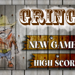 Gringo screenshot main menu